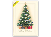 Yule Tree Christmas Cards