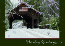 Patriot Way Patriotic Holiday Cards