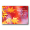 Vivid Colors Business Thanksgiving Cards
